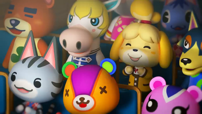 Animal Crossing: New Horzons kan spilles på PAX East