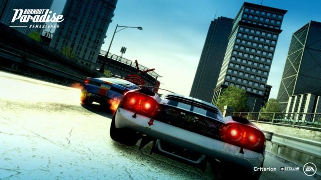 Burnout Paradise Remastered til Switch