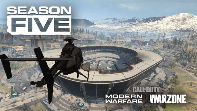 Call of Duty: Warzone åpner stadioen i Season 5-trailer