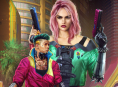 The World of Cyberpunk 2077-boken slippes i juni