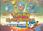 Charmander og Pikachu drar på eventyr i gameplaytrailer fra Pokémon Mystery Dungeon: Rescue Team DX