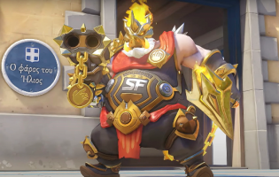 San Francisco Shock viser deres andre Overwatch League Champions-skin