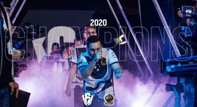 Spacestation Gaming lift the hammer at R6 Invitational 2020