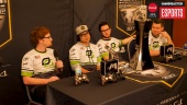 COD Champs 2017 – Final Press Conference – OpTic Gaming