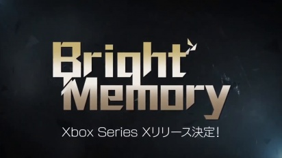 Bright Memory - Xbox Series X announcement trailer