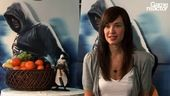 Jade Raymond personal interview