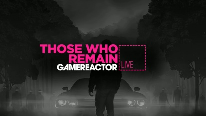 Those Who Remain - Livestream Replay