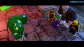 Lego Batman 3: Beyond Gotham - First Hour PS4 Gameplay
