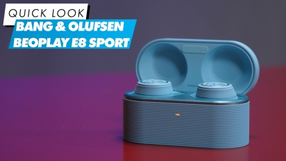 Bang & Olufsen Beoplay E8 Sport - Quick Look