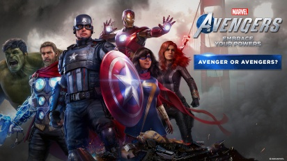 Marvel's Avengers - Avenger or Avengers? (Sponsored)