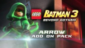 Lego Batman 3: Beyond Gotham - Arrow Pack Trailer