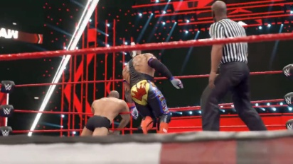 WWE 2K22 - Announced at WrestleMania